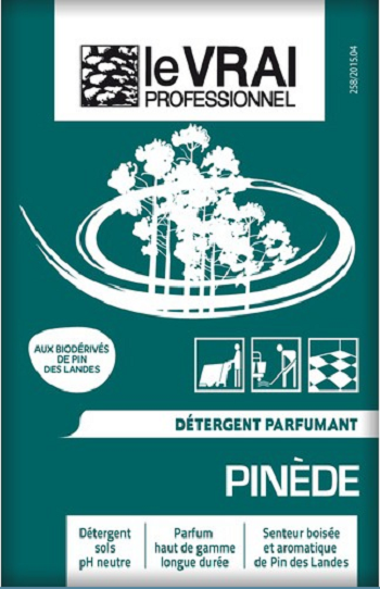 DETERGENT LE VRAI PINEDE DOSE 20ML