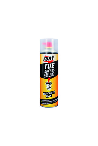 FURY AEROSOLE GUEPE ET FRELON 500ML
