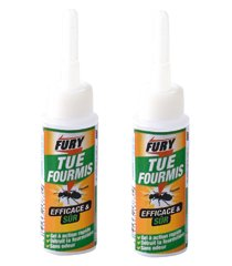 FURY TUBE FOURMIS 15G