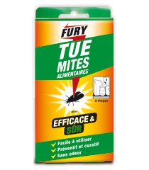 FURY PIEGE A MITES ALIMENTAIRE