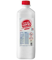 EAU DE JAVEL EN CRUCHON 250ML 9,6%