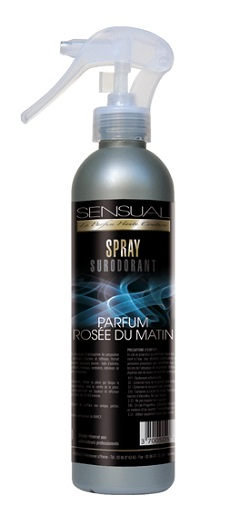 SENSUAL SPRAY ROSEE DU MATIN  250ML PULVE