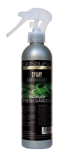 SENSUAL SPRAY FRESH GARDEN 250ML PULVE