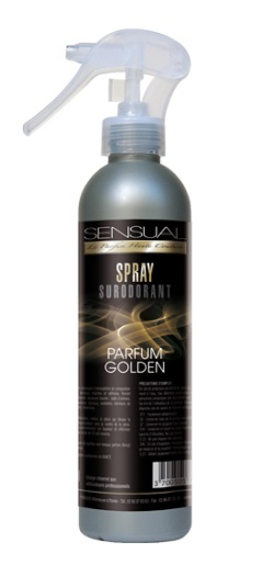 SENSUAL SPRAY GOLDEN 250ML PULVE