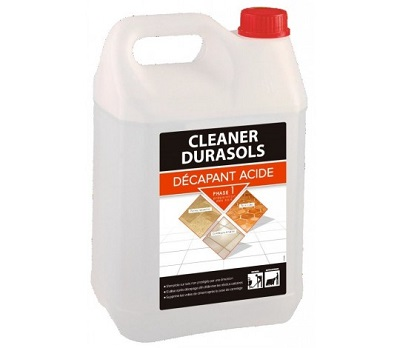 CLEANER DURASOLS DECAPANT ACIDE 5L