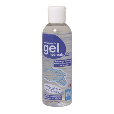 GEL HYDROALCOOLIQUE FLACON 100ML