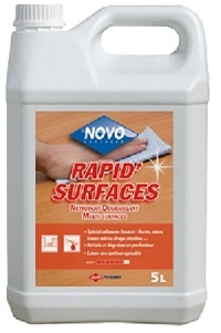 NOVO RAPID SURFACES 5L