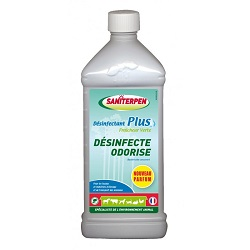 DESINFECTANT PLUS SANITERPEN 1L